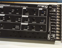 Moog Werkstatt Eurorack Adaptor